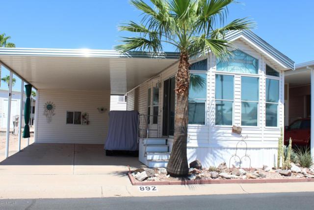 3710 S Goldfield Road, Apache Junction, AZ 85119 (MLS #5836326) :: Lifestyle Partners Team