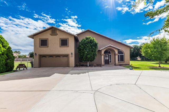 421 W Ray Road, Gilbert, AZ 85233 (MLS #5836337) :: Yost Realty Group at RE/MAX Casa Grande