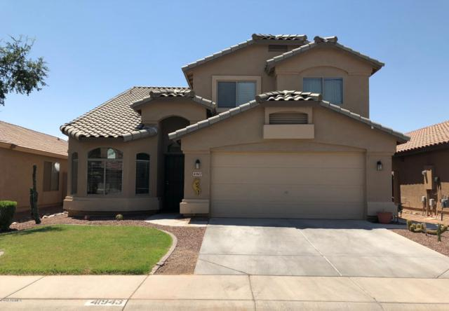 41943 W Michaels Drive, Maricopa, AZ 85138 (MLS #5836452) :: The Garcia Group @ My Home Group