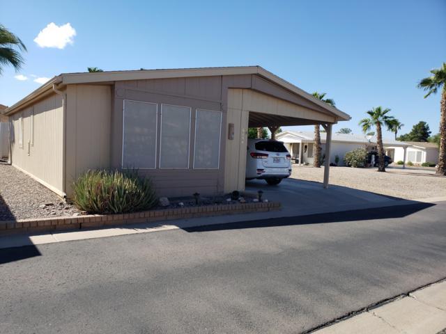 6154 S Pinehurst Drive, Chandler, AZ 85249 (MLS #5836470) :: The Bill and Cindy Flowers Team