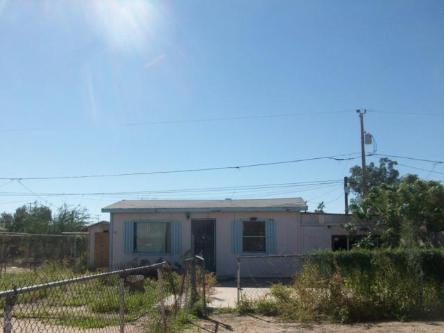 513 W Melrose Drive, Casa Grande, AZ 85122 (MLS #5836475) :: Devor Real Estate Associates