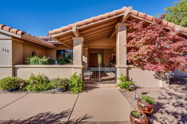 174 Starlite Drive, Sedona, AZ 86336 (MLS #5836478) :: Devor Real Estate Associates