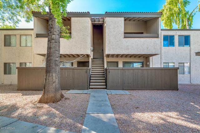 2938 N 61ST Place #232, Scottsdale, AZ 85251 (MLS #5836524) :: Lux Home Group at  Keller Williams Realty Phoenix