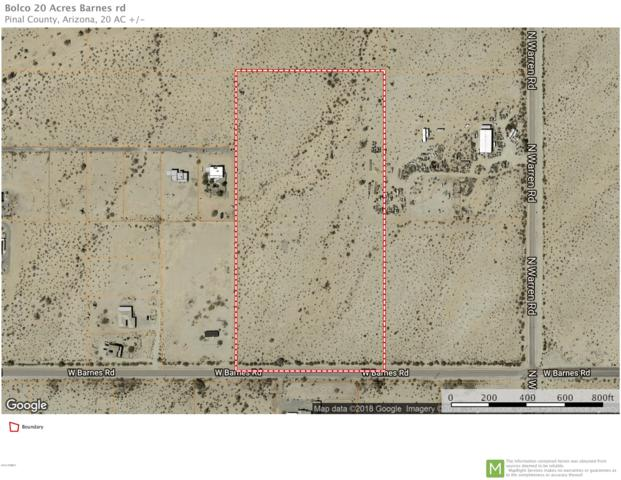 53140 W Barnes Road, Maricopa, AZ 85139 (MLS #5836727) :: The Pete Dijkstra Team