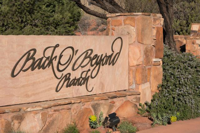 190 Scenic Drive, Sedona, AZ 86336 (MLS #5836731) :: The Daniel Montez Real Estate Group