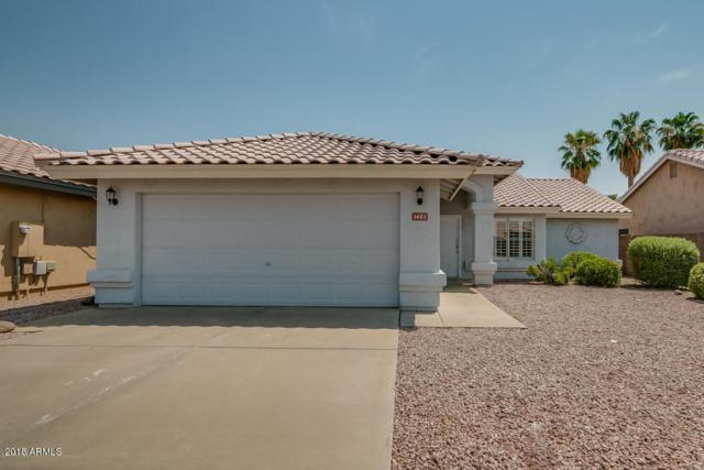 1403 W Michelle Drive, Phoenix, AZ 85023 (MLS #5836792) :: Lux Home Group at  Keller Williams Realty Phoenix
