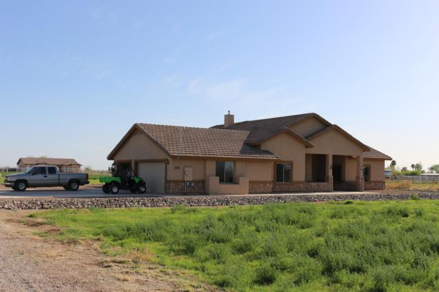 1207 E Vah Ki Inn Road, Coolidge, AZ 85128 (MLS #5836935) :: The Kenny Klaus Team