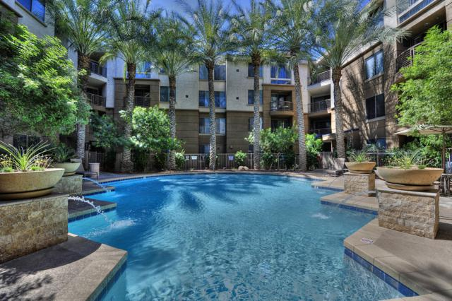 1701 E Colter Street #220, Phoenix, AZ 85016 (MLS #5836951) :: The Wehner Group