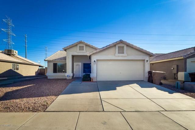 8643 N 112TH Avenue, Peoria, AZ 85345 (MLS #5837040) :: Brent & Brenda Team