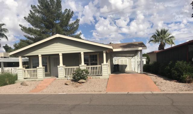 201 S Greenfield Road #130, Mesa, AZ 85206 (MLS #5837047) :: Gilbert Arizona Realty