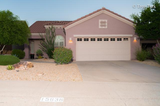 15638 E Hedgehog Court, Fountain Hills, AZ 85268 (MLS #5837057) :: The Everest Team at My Home Group