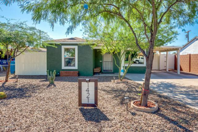 1421 E Palm Lane, Phoenix, AZ 85006 (MLS #5837087) :: Gilbert Arizona Realty