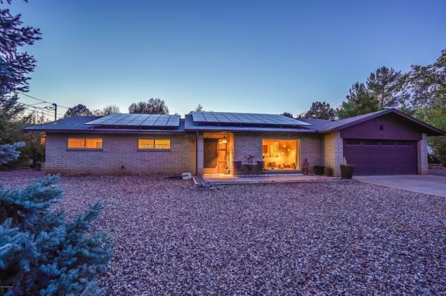 529 Smith Road, Sedona, AZ 86336 (MLS #5837094) :: The W Group