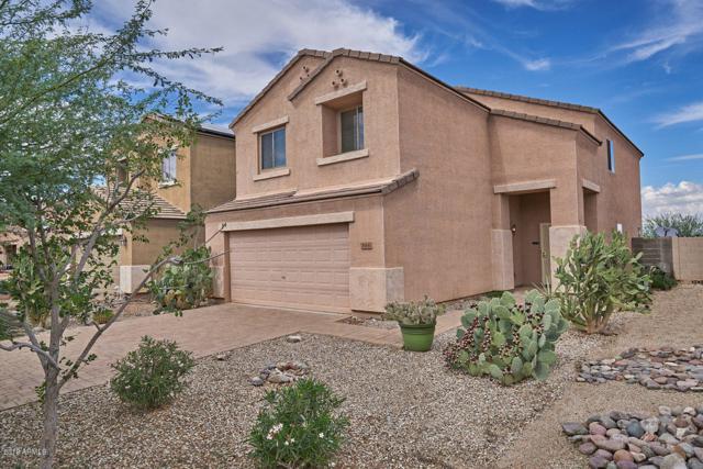 144 E Taylor Avenue, Coolidge, AZ 85128 (MLS #5837100) :: Yost Realty Group at RE/MAX Casa Grande