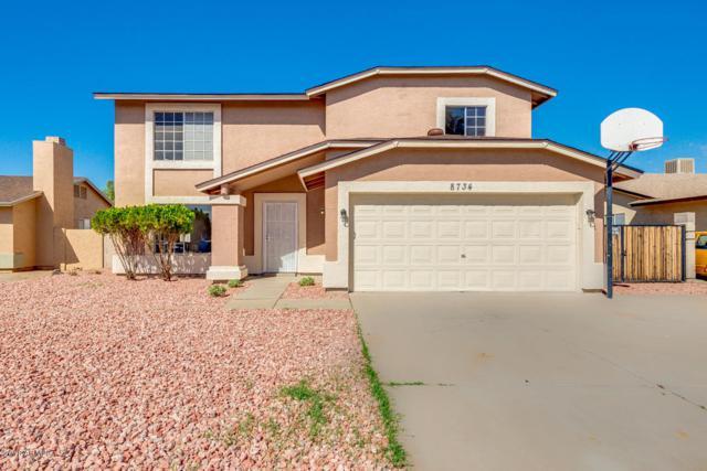 8734 W Lewis Avenue, Phoenix, AZ 85037 (MLS #5837125) :: Gilbert Arizona Realty