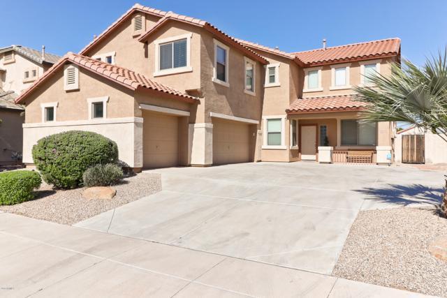 16232 W Meade Lane, Goodyear, AZ 85338 (MLS #5837138) :: Devor Real Estate Associates