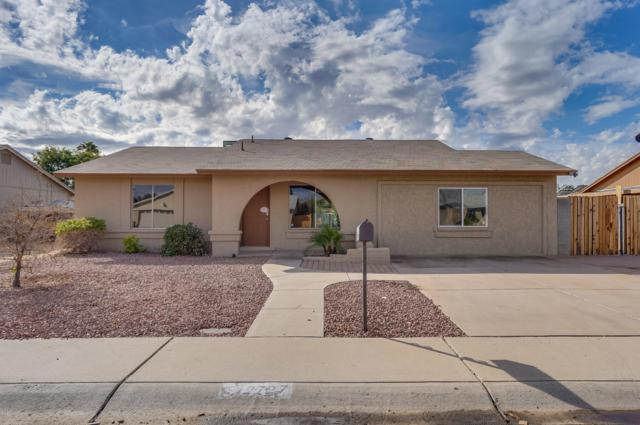 2727 W Libby Street, Phoenix, AZ 85053 (MLS #5837207) :: Team Wilson Real Estate