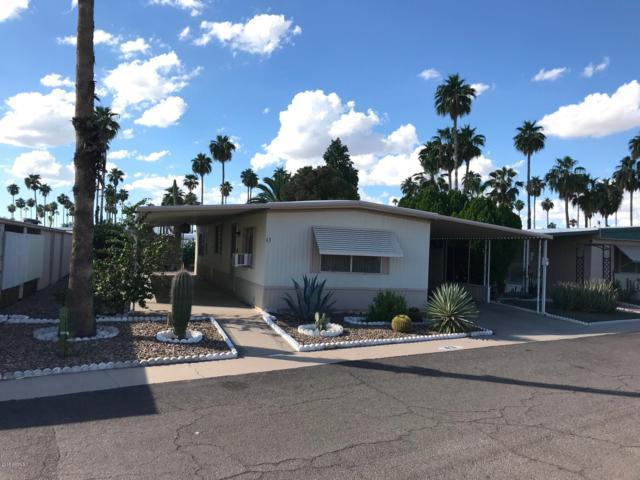 303 S Recker Road #43, Mesa, AZ 85206 (MLS #5837211) :: The Pete Dijkstra Team