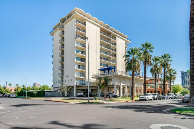 805 N 4th Avenue #507, Phoenix, AZ 85003 (MLS #5837214) :: Brent & Brenda Team