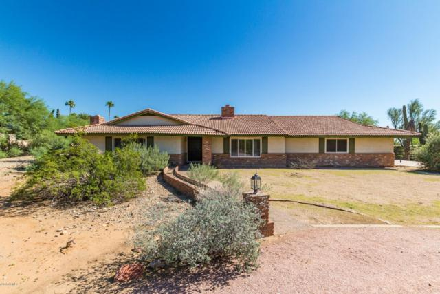 5811 N Palo Cristi Road, Paradise Valley, AZ 85253 (MLS #5837222) :: Yost Realty Group at RE/MAX Casa Grande