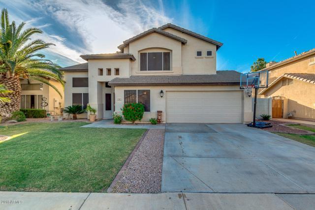 52 N Sandstone Street, Gilbert, AZ 85234 (MLS #5837275) :: The Pete Dijkstra Team