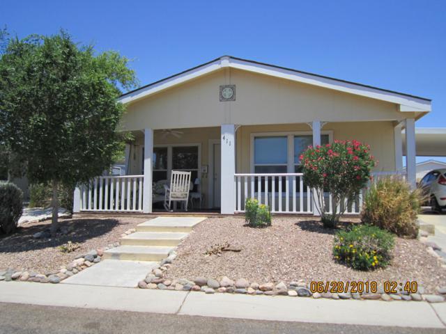 16101 N El Mirage Road #411, El Mirage, AZ 85335 (MLS #5837276) :: Devor Real Estate Associates