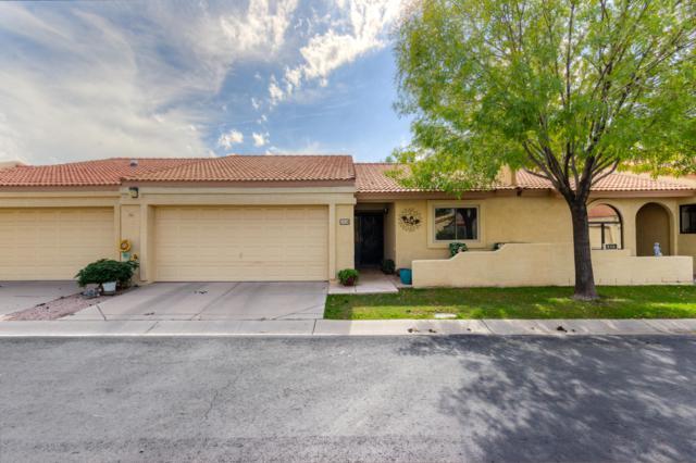 1021 S Greenfield Road #1028, Mesa, AZ 85206 (MLS #5837287) :: The Pete Dijkstra Team
