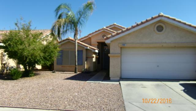 4247 N 99 Lane, Phoenix, AZ 85037 (MLS #5837305) :: Devor Real Estate Associates