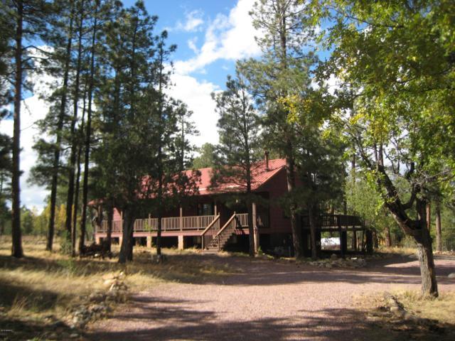 4387 Horseshoe Drive, Happy Jack, AZ 86024 (MLS #5837357) :: Devor Real Estate Associates