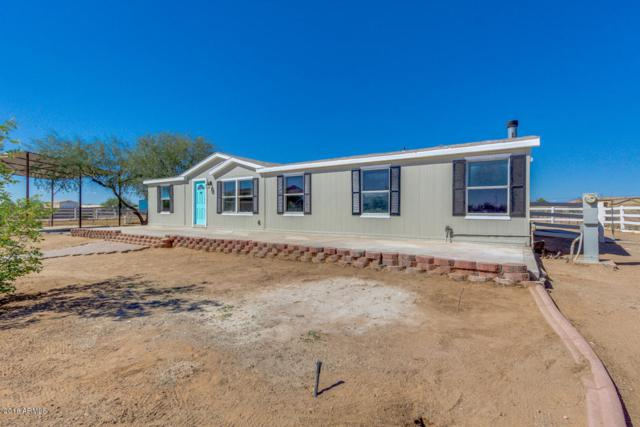 4992 E Pony Track Lane, San Tan Valley, AZ 85140 (MLS #5837358) :: The Pete Dijkstra Team