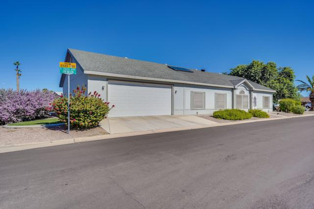 1659 S Sossaman Road, Mesa, AZ 85209 (MLS #5837372) :: The Pete Dijkstra Team