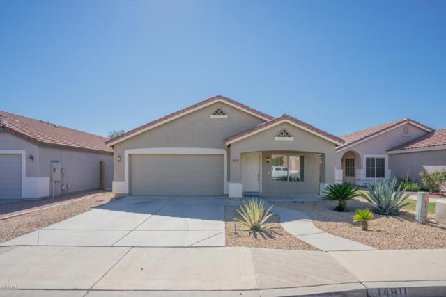 14911 W Rampart Drive, Surprise, AZ 85374 (MLS #5837377) :: Devor Real Estate Associates