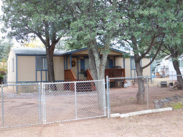 505 W Bridle Path Lane, Payson, AZ 85541 (MLS #5837527) :: Occasio Realty