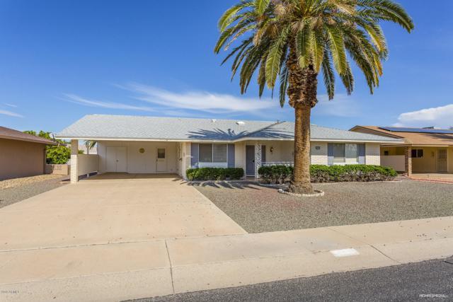 14026 N Whispering Lake Drive, Sun City, AZ 85351 (MLS #5837676) :: The W Group