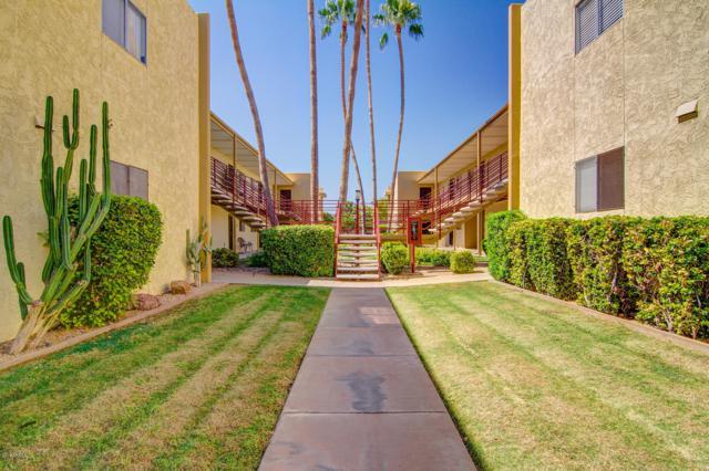 4630 N 68TH Street #262, Scottsdale, AZ 85251 (MLS #5837688) :: The Daniel Montez Real Estate Group