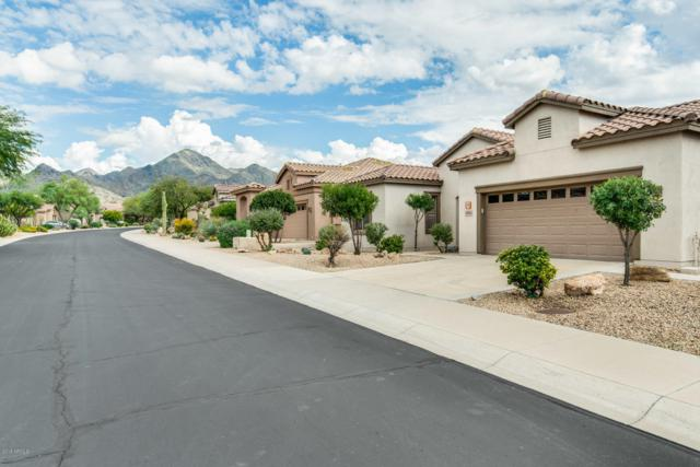 10663 E Autumn Sage Drive, Scottsdale, AZ 85255 (MLS #5837712) :: The Jesse Herfel Real Estate Group