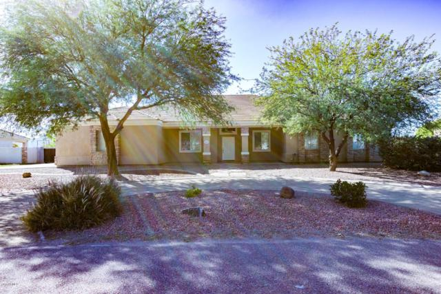 24626 S 211TH Place, Queen Creek, AZ 85142 (MLS #5837838) :: The Jesse Herfel Real Estate Group
