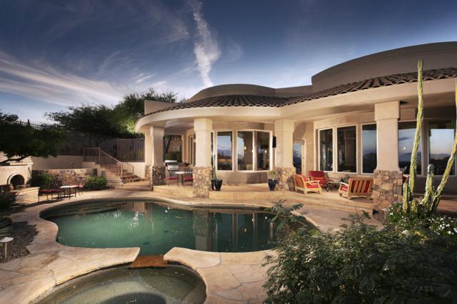 9607 N Copper Ridge Trail, Fountain Hills, AZ 85268 (MLS #5837872) :: The Wehner Group