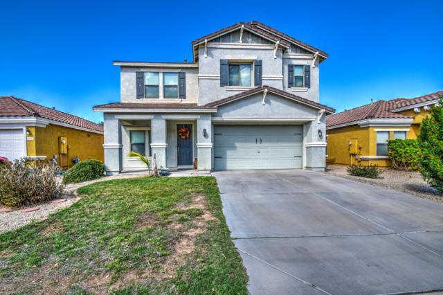 804 E Denim Trail, San Tan Valley, AZ 85143 (MLS #5837926) :: The Garcia Group