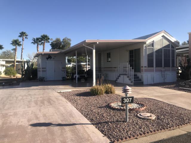 17200 W Bell Road #307, Surprise, AZ 85374 (MLS #5837928) :: The Garcia Group
