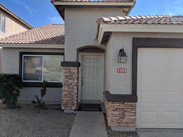 1933 N 103RD Drive, Avondale, AZ 85392 (MLS #5837956) :: The Results Group