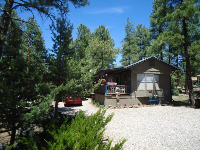 990 E Caribou Road, Munds Park, AZ 86017 (MLS #5837959) :: The Garcia Group