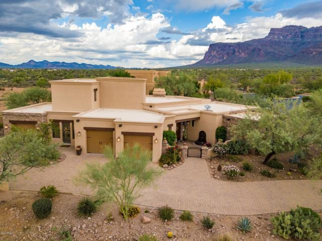 2466 S Pinyon Village Drive, Gold Canyon, AZ 85118 (MLS #5838125) :: Scott Gaertner Group