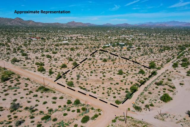 0 Sotol Rd & Oak Rd, Maricopa, AZ 85139 (MLS #5838137) :: Phoenix Property Group