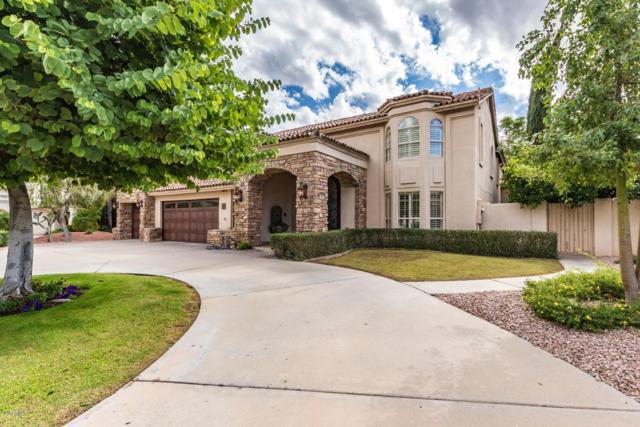 10245 E Cochise Drive, Scottsdale, AZ 85258 (MLS #5838280) :: RE/MAX Excalibur