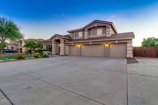 2144 N Avoca Street, Mesa, AZ 85207 (MLS #5838353) :: The Jesse Herfel Real Estate Group
