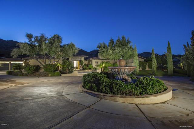 7818 N Sherri Lane, Paradise Valley, AZ 85253 (MLS #5838621) :: Riddle Realty