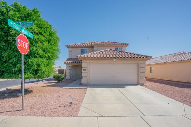 12233 N 122ND Drive, El Mirage, AZ 85335 (MLS #5838839) :: The Garcia Group