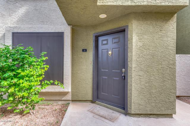 4201 N 20TH Street #211, Phoenix, AZ 85016 (MLS #5838845) :: The Everest Team at My Home Group