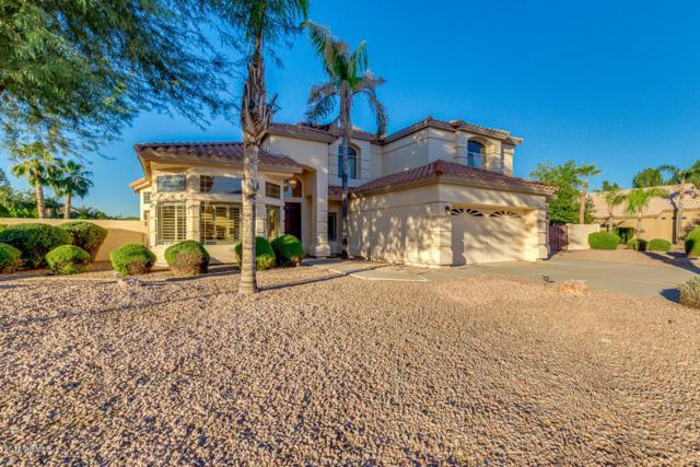 2130 E Finley Street, Gilbert, AZ 85296 (MLS #5838905) :: Devor Real Estate Associates